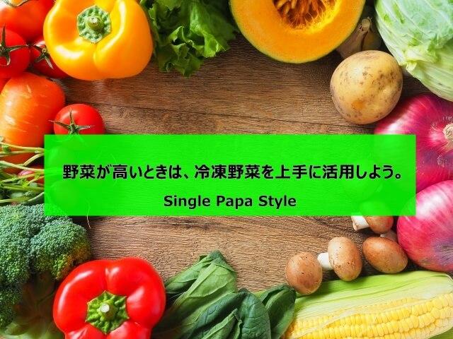野菜が高騰