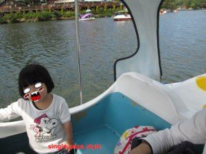 ペダルボート