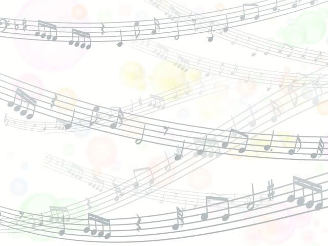 歌のイメージ