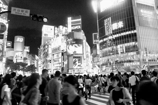 人口減少と労働環境